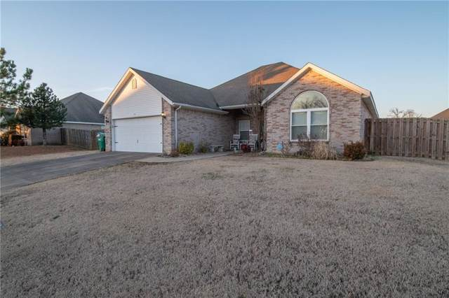 421 Kate  Dr, Centerton, AR 72719 (MLS #1137147) :: McNaughton Real Estate