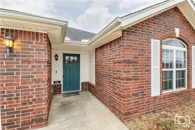 711 Walnut Ridge  St, Centerton, AR 72719 (MLS #1137150) :: McNaughton Real Estate
