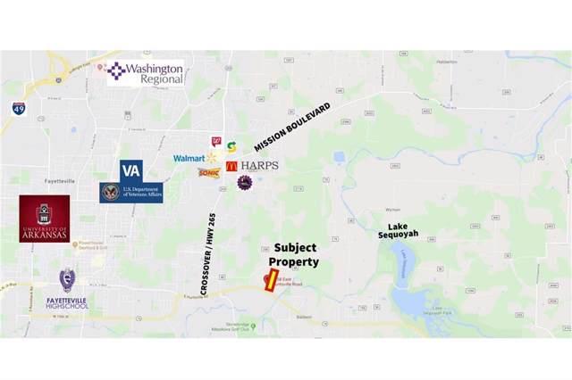 3758 E Huntsville  Rd, Fayetteville, AR 72701 (MLS #1137190) :: McNaughton Real Estate