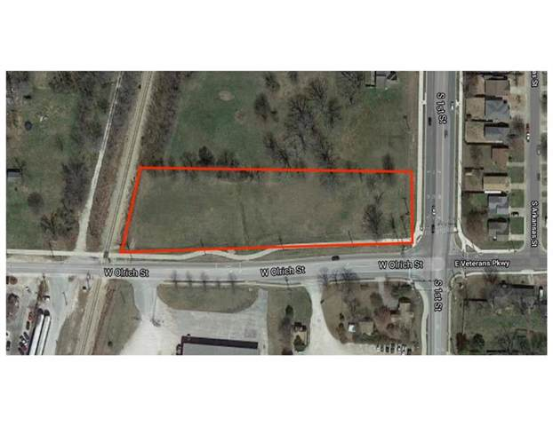 2.4AC 1st & Olrich Street, Rogers, AR 72756 (MLS #1137276) :: McNaughton Real Estate