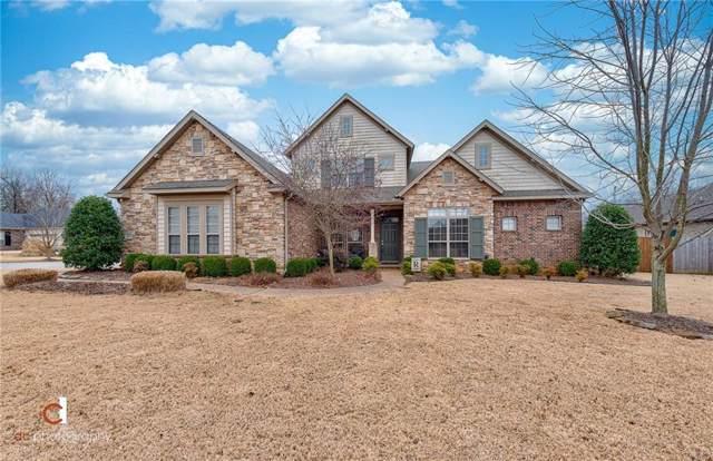 5685 E Saint Candridge  Dr, Fayetteville, AR 72703 (MLS #1137298) :: McNaughton Real Estate