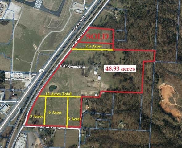 2935 N Arkansas  St, Rogers, AR 72756 (MLS #1137390) :: McNaughton Real Estate