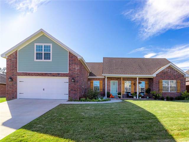 515 Oakrun  Ln, Cave Springs, AR 72718 (MLS #1137422) :: McNaughton Real Estate