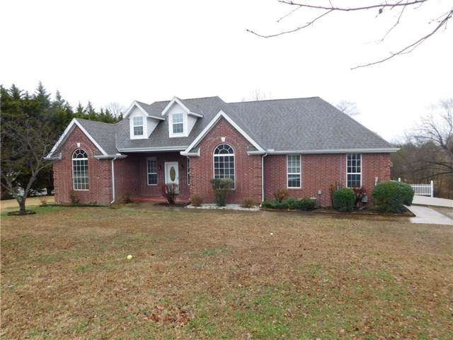 13822 W Highway 16, Fayetteville, AR 72701 (MLS #1137456) :: McNaughton Real Estate