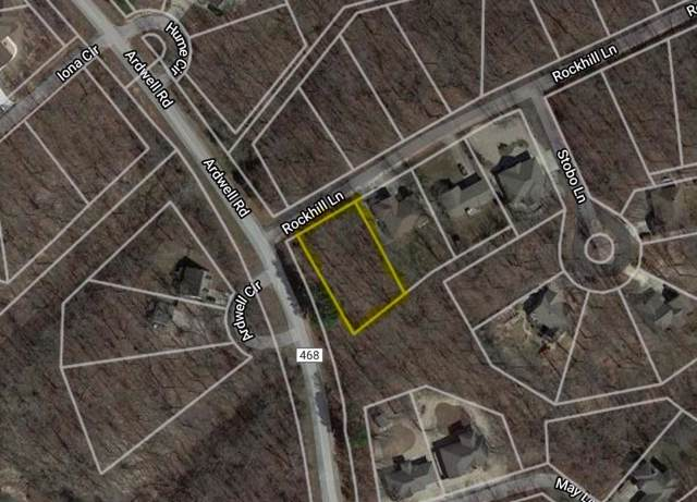 Rockhill Ln, Bella Vista, AR 72715 (MLS #1137490) :: McNaughton Real Estate