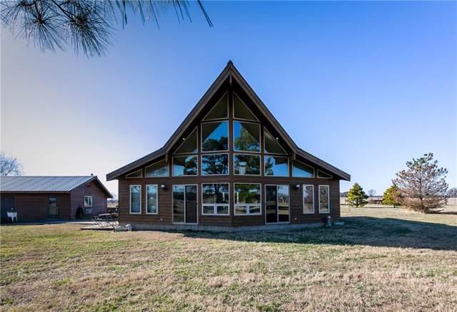 1013 Colcord  Ave, Colcord, OK 74338 (MLS #1137507) :: McNaughton Real Estate