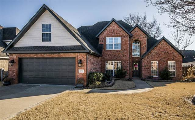 5708 W Stoney Creek  Dr, Rogers, AR 72758 (MLS #1137517) :: McNaughton Real Estate