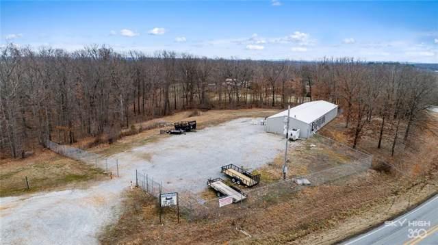 17450 Highway 94, Pea Ridge, AR 72751 (MLS #1137533) :: Five Doors Network Northwest Arkansas