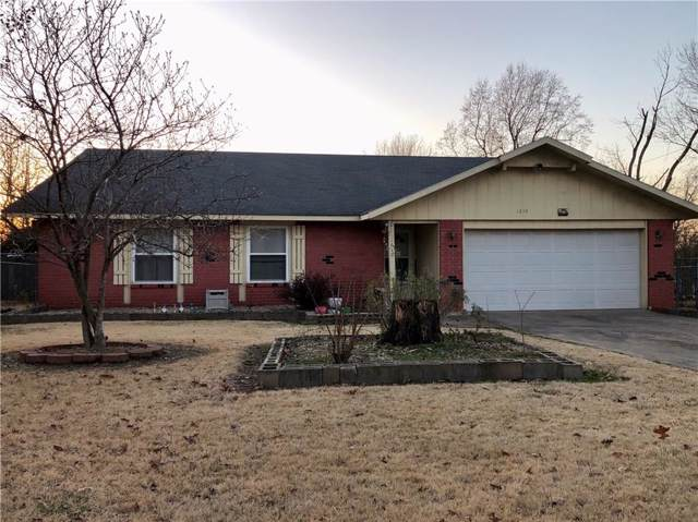 1610 S 16th  St, Rogers, AR 72758 (MLS #1137536) :: McNaughton Real Estate