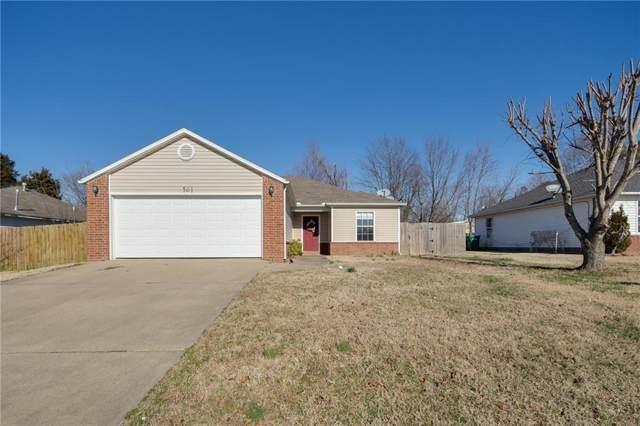 501 E Pinion  St, Rogers, AR 72756 (MLS #1137540) :: Five Doors Network Northwest Arkansas