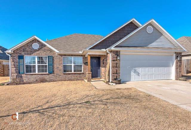 2613 Whispering Woods  Ct, Lowell, AR 72745 (MLS #1137544) :: McNaughton Real Estate