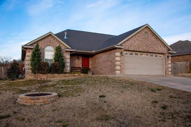 570 Keswick  Dr, Centerton, AR 72719 (MLS #1137608) :: McNaughton Real Estate