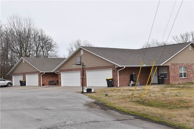 2576 Center  St, Fayetteville, AR 72701 (MLS #1137641) :: McNaughton Real Estate