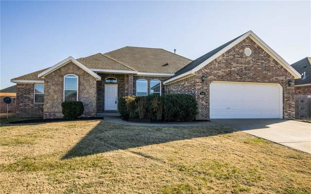 1364 Shook  Dr, Cave Springs, AR 72718 (MLS #1137674) :: McNaughton Real Estate