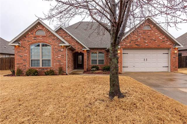 4526 Lofty Wood  Dr, Fayetteville, AR 72704 (MLS #1137725) :: Five Doors Network Northwest Arkansas