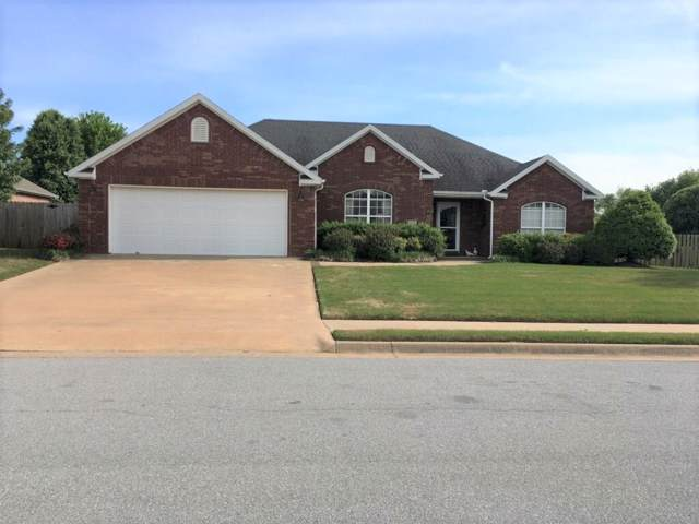 121 Hoss  St, Centerton, AR 72719 (MLS #1137732) :: McNaughton Real Estate