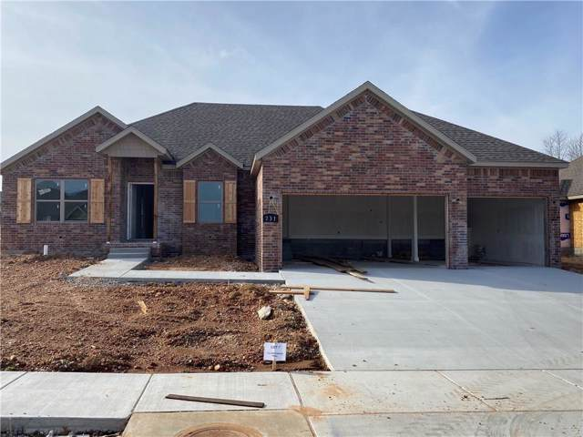731 Spicewood  Tr, Centerton, AR 72719 (MLS #1137743) :: McNaughton Real Estate