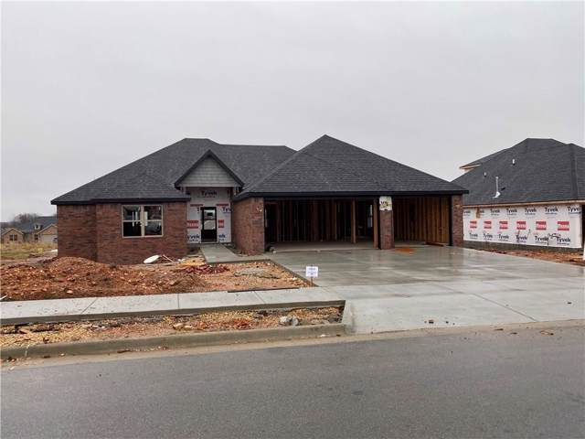 690 Spicewood  Tr, Centerton, AR 72719 (MLS #1137747) :: McNaughton Real Estate