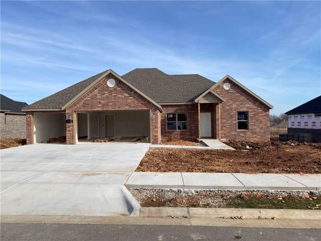 760 Spicewood  Tr, Centerton, AR 72719 (MLS #1137749) :: McNaughton Real Estate