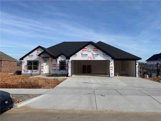 750 Spicewood  Tr, Centerton, AR 72719 (MLS #1137753) :: McNaughton Real Estate