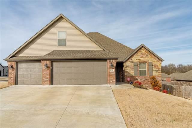1740 Abbey  Ln, Centerton, AR 72719 (MLS #1137774) :: McNaughton Real Estate