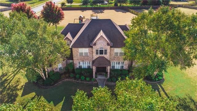 3623 W Howard Nickell  Rd, Fayetteville, AR 72704 (MLS #1137834) :: McNaughton Real Estate