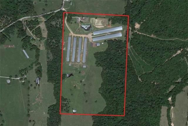1160 Hilltop  Rd, Noel, MO 64854 (MLS #1137894) :: McNaughton Real Estate