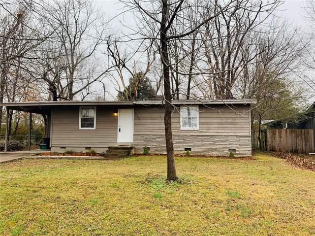 205 E Harold  St, Fayetteville, AR 72703 (MLS #1137933) :: Five Doors Network Northwest Arkansas