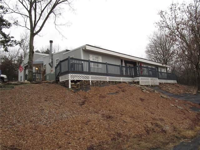 11246 Twin Springs  Ln, Elkins, AR 72727 (MLS #1137944) :: McNaughton Real Estate