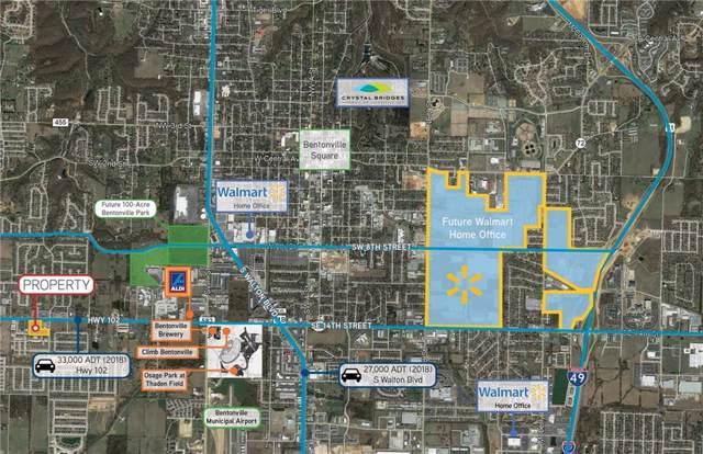 SW 14th & Been, Bentonville, AR 72712 (MLS #1137957) :: Five Doors Network Northwest Arkansas