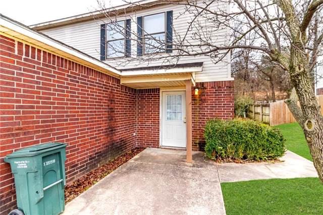 587/585 W Moan  Pl, Fayetteville, AR 72703 (MLS #1138025) :: McNaughton Real Estate