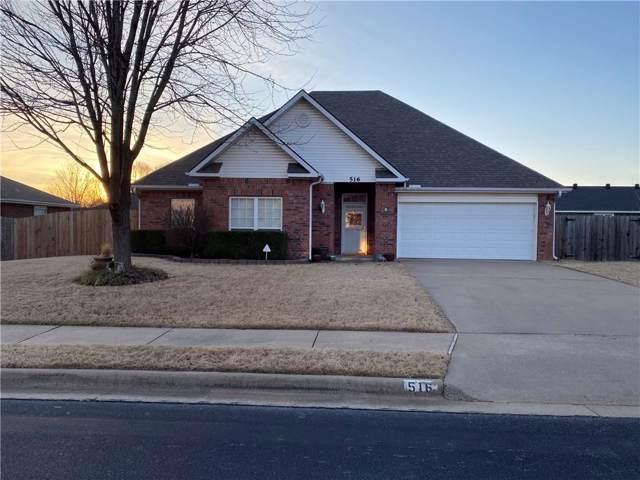 516 Prairie, Lowell, AR 72745 (MLS #1138104) :: Five Doors Network Northwest Arkansas