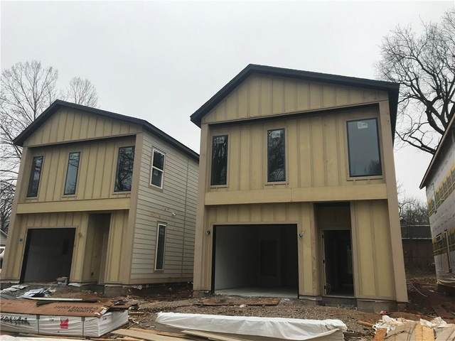 610 W Maple  St, Rogers, AR 72756 (MLS #1138154) :: McNaughton Real Estate