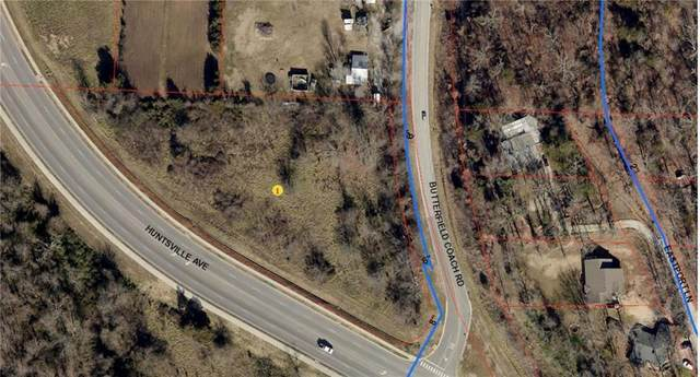 Butterfield Coach Road, Springdale, AR 72764 (MLS #1138289) :: Jessica Yankey | RE/MAX Real Estate Results