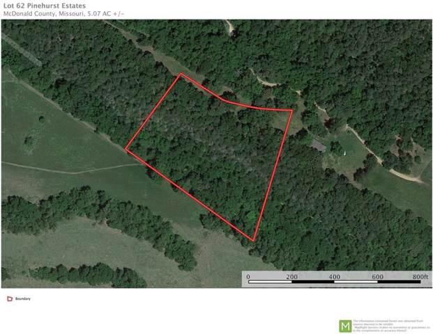 5.07 Ac Deer Trail  Dr, Pineville, MO 64856 (MLS #1138332) :: McNaughton Real Estate