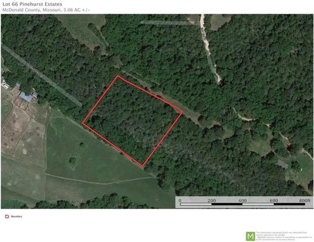 3.06 Ac Deer Trail  Dr, Pineville, MO 64856 (MLS #1138333) :: McNaughton Real Estate
