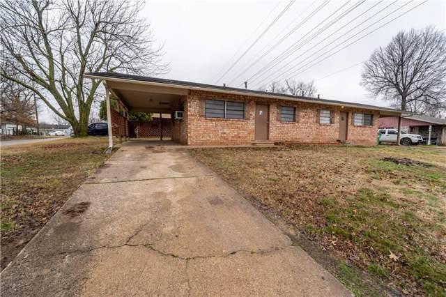 1001 N Kansas  St Unit #A & B A & B, Springdale, AR 72764 (MLS #1138410) :: Five Doors Network Northwest Arkansas