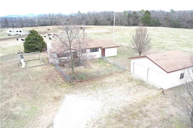 264 County Road 513, Berryville, AR 72616 (MLS #1138487) :: Five Doors Network Northwest Arkansas
