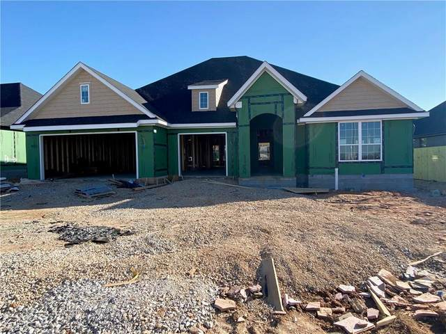 1321 Golden Jubilee, Centerton, AR 72719 (MLS #1138604) :: McNaughton Real Estate