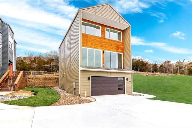 1054 E Huntsville  Rd, Fayetteville, AR 72701 (MLS #1139029) :: McNaughton Real Estate