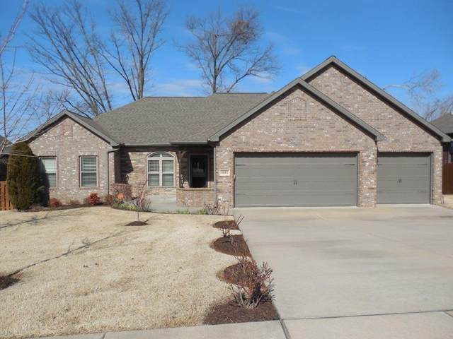 6605 S Cambridge  Ave, Cave Springs, AR 72718 (MLS #1139072) :: McNaughton Real Estate
