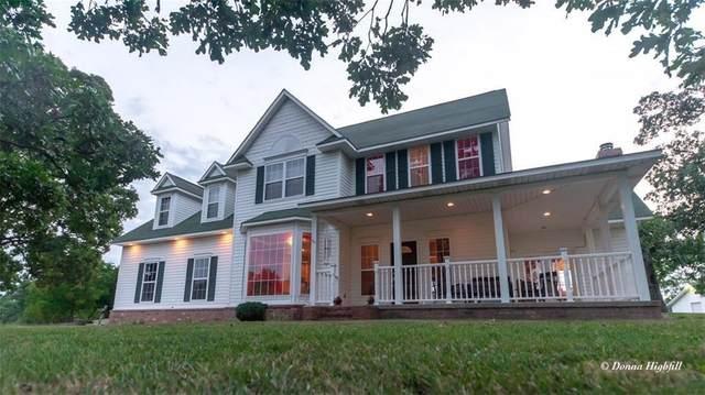 15560 Cincinnati Creek  Rd, Summers, AR 72769 (MLS #1139091) :: McNaughton Real Estate