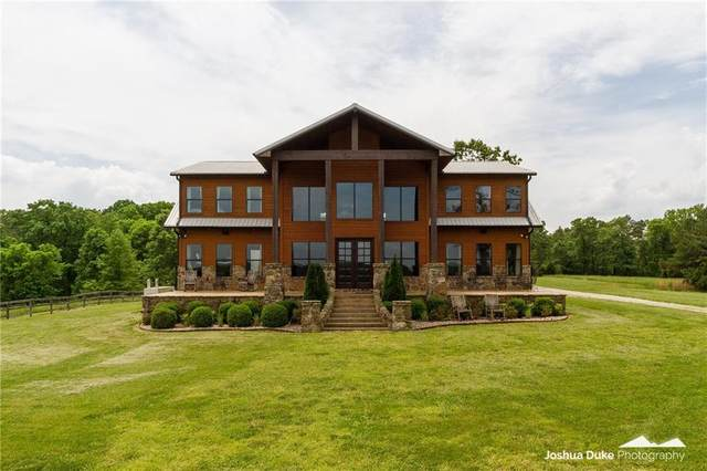 1919 County Road 524, Huntsville, AR 72740 (MLS #1139101) :: Five Doors Network Northwest Arkansas