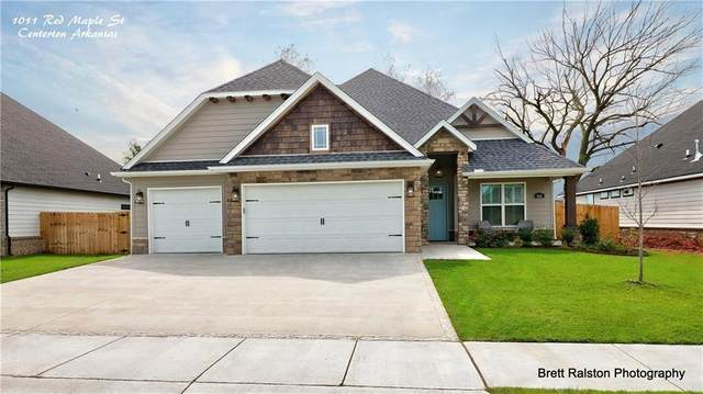 1011 Red Maple  St, Centerton, AR 72719 (MLS #1139152) :: McNaughton Real Estate