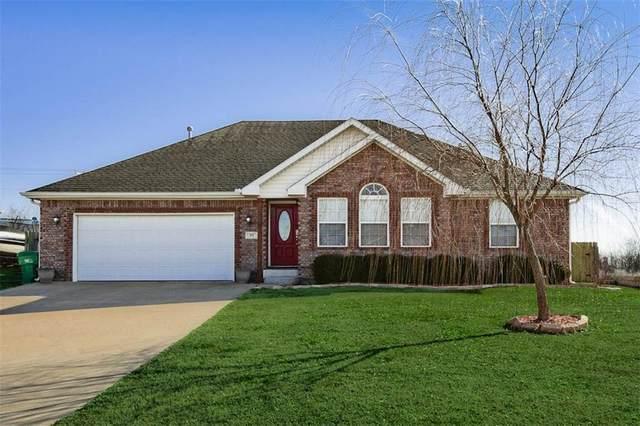 511 Warrick  Wy, Centerton, AR 72719 (MLS #1139191) :: McNaughton Real Estate