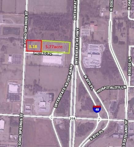 Goad Springs, Lowell, AR 72745 (MLS #1139216) :: McNaughton Real Estate