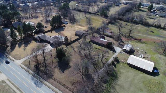 2124 S Dixieland  Rd, Rogers, AR 72758 (MLS #1139251) :: McNaughton Real Estate