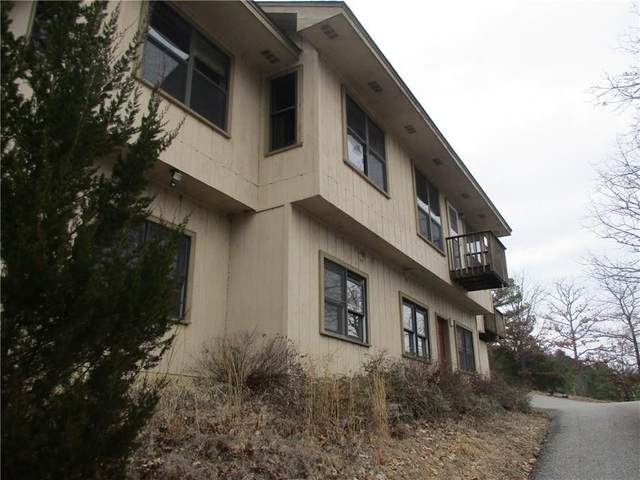 197 Dripping Springs  Lndg, Eucha, OK 74342 (MLS #1139277) :: McNaughton Real Estate