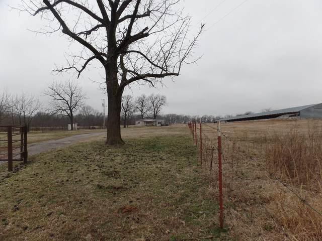 6670 N 4710  Rd, Westville, OK 74965 (MLS #1139340) :: McNaughton Real Estate