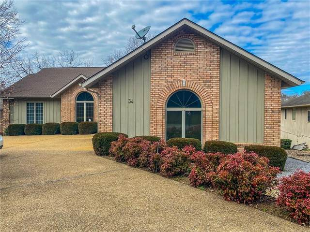34 Sable  Dr, Bella Vista, AR 72715 (MLS #1139346) :: McNaughton Real Estate